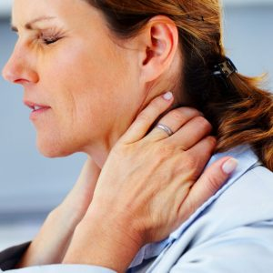 nek- en hoofdpijn massage